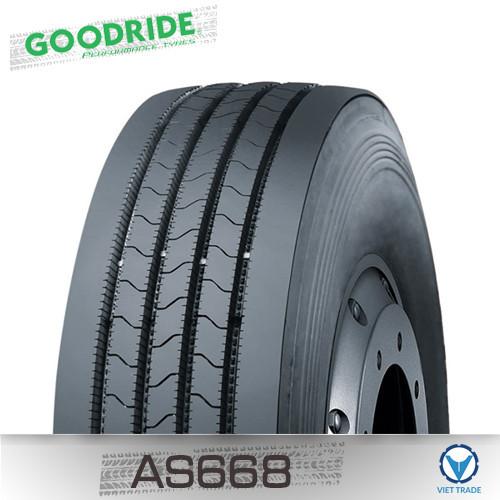 Lốp xe Goodride 12R22.5 AS668
