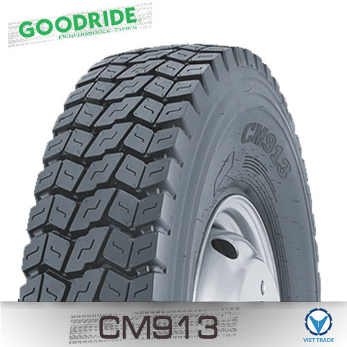 Lốp xe Goodride 9.00R20 CM913A