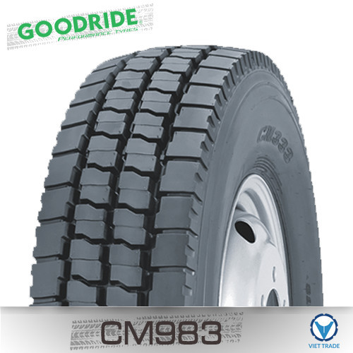 Lốp xe Goodride 11R22.5 CM983