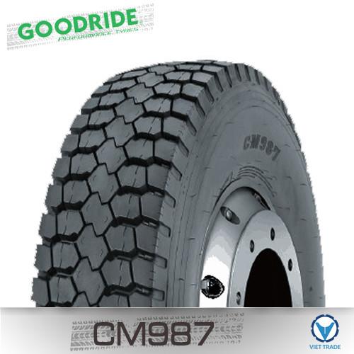 Lốp xe Goodride 10.00R20 CM987