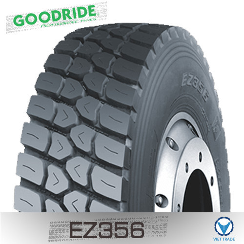 Lốp xe Zhongce 10.00R20 EZ356