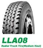 Lốp xe Ling long 10R22.5 LLA08