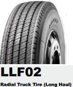Lốp xe Ling long 315/80R22.5 LLF02